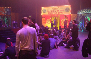 The Roundhouse Circusfest shows were a sell out!